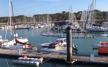 Meer informatie over dit project: Baggeren Port de plaisance de Bourgenay